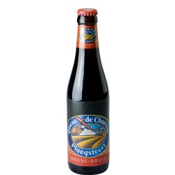 Queue de Charrue Brune 33 cl - Belgian Beer Brown