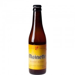 Moinette Blonde 33 cl - Beer Belgian Blonde