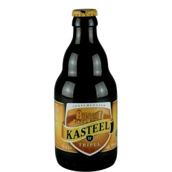 Kasteelbier Triple 33 cl - Bière Triple Blonde
