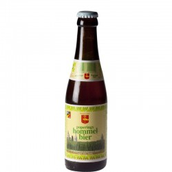 Hommelbier 25 cl - Beer Belgian Blonde