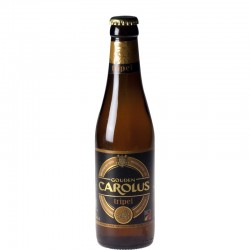 Carolus Triple 33cl - blond Belgian Beer