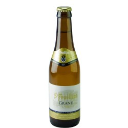 Saint Feuillien Grand Cru 33 cl - Belgian Blond Beer