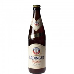 Erdinger Weissbier 50 cl- German Beer
