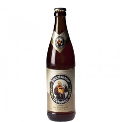 Franziskaner Hefe 50 cl - German beer
