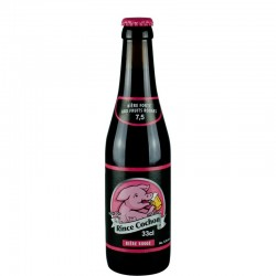Rince Cochon Rouge 33 cl - fruity beer