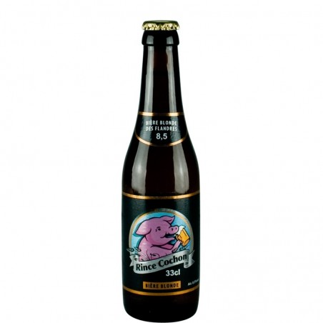 Rince Cochon Blonde 33 cl - lager