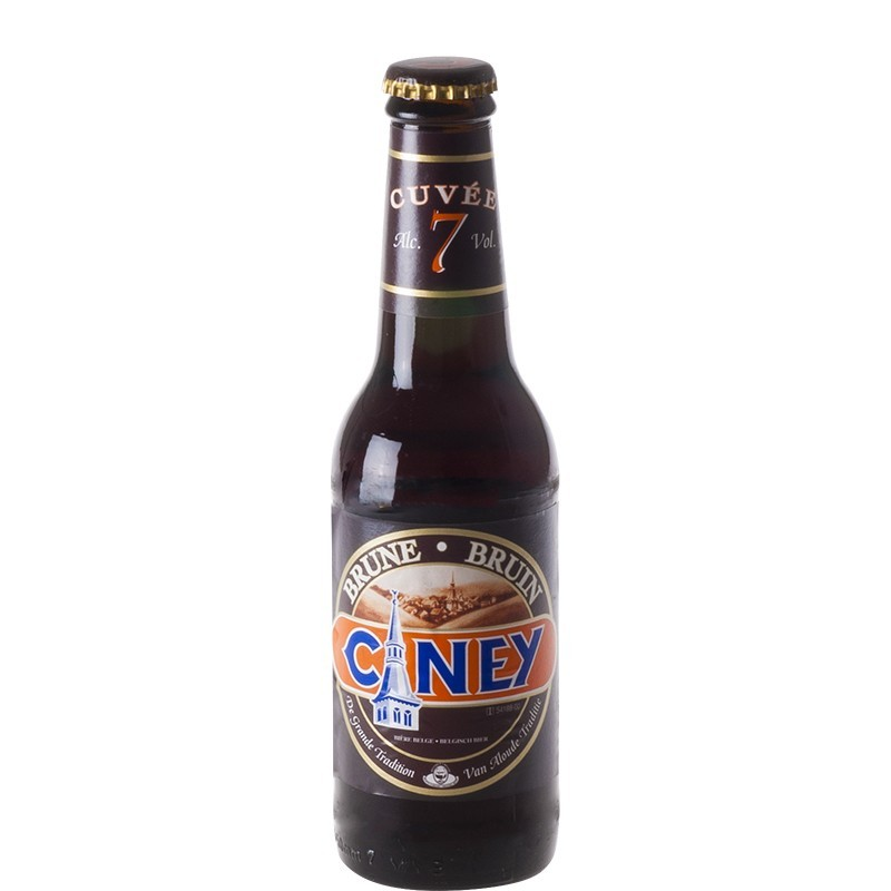Ciney Brune 25 cl - bière brune belge