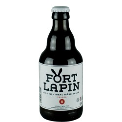 Fort Lapin Triple 8 ° - Belgian beer